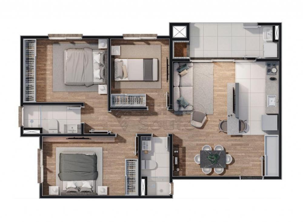 Comprar Apartamento / Padrão em Pelotas R$ 450.000,00 - Foto 19