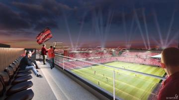 Vendo Loft no Studio Xavante, com vista para o campo de futebol, excelente para investidores e apaixonados pelo XAVANTE.