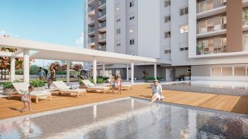 Apartamento localização central, ainda em construção contará com 02 dormitórios, sendo 01 suíte, com piso porcelanato em todos os ambientes, com sacada, previsão de entrega 10/2021.